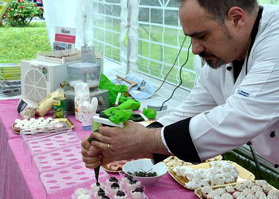 Tre maestri di cucina per un sanissimo peccato di gola