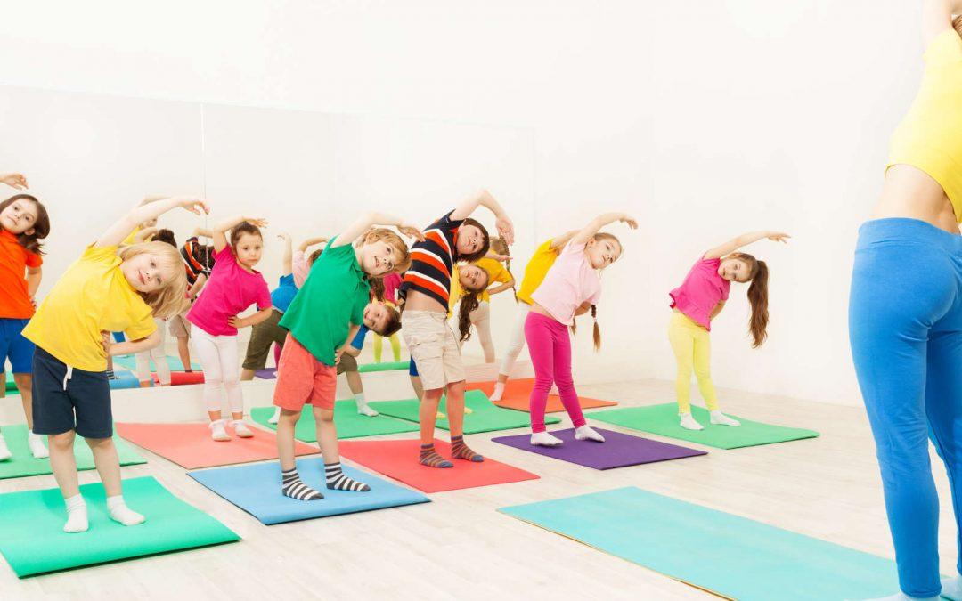 Yoga Bimbi: ogni pomeriggio lezioni per i più piccoli